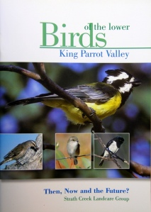 Bird booklet