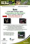 Bats talk, Yea